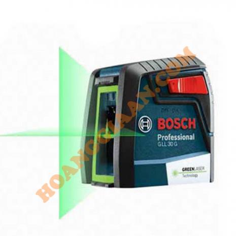 Máy cân mực tia xanh laser Bosch GLL 30 G