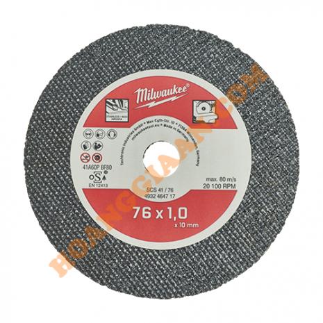 Bộ 5 lưỡi cắt kim loại (dùng cho máy M12 FCOT) Milwaukee 4932464717