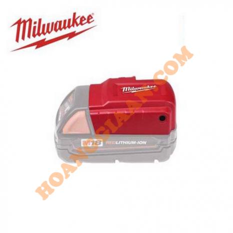 Bộ chuyển pin 18V sang cắm USB Milwaukee M18 USB PS HJ2