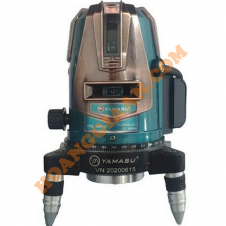 Máy cân bằng laser Yamasu 5 tia xanh YMS-389HD