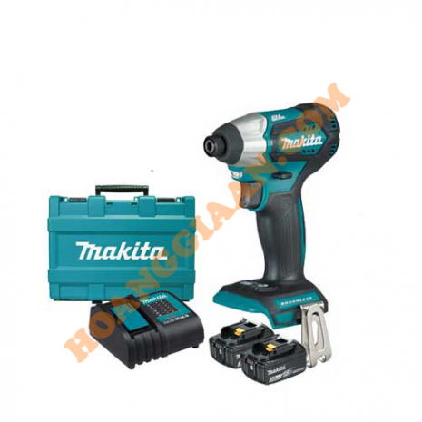 Máy vặn vít dùng pin Makita DTD155RFE (18V)