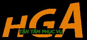 Logo Hoàng Gia An - Nhà phân phối sản phẩm thiết bị cầm tay