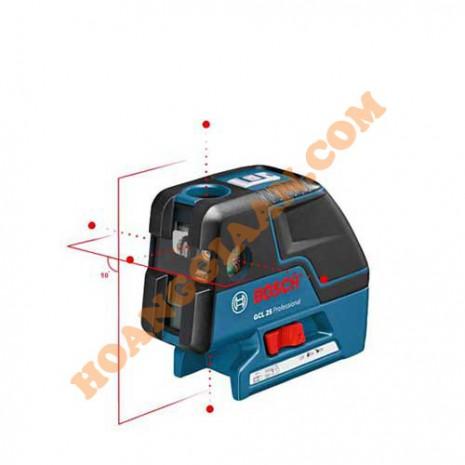Máy cân mực Laser kết hợp tia và điểm GCL 25