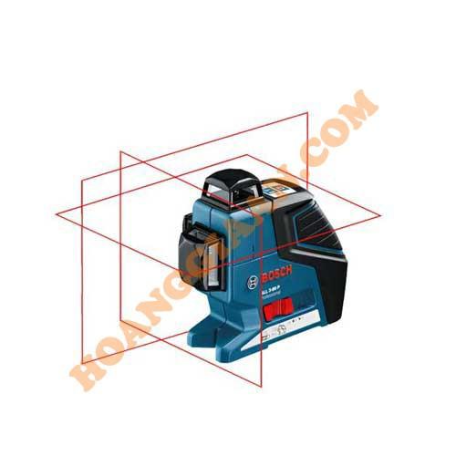 Máy cân mực laser tia GLL 3-80