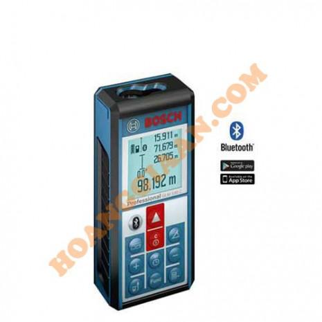 Máy đo khoảng cách laser Bosch GLM 100C