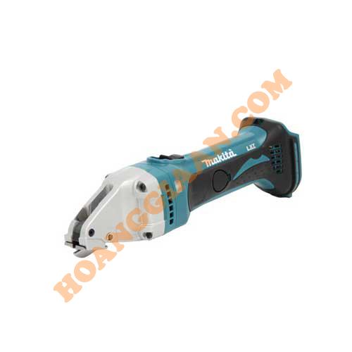 Máy cắt kim loại thẳng dùng pin 1.6mm Makita DJS161Z 18V
