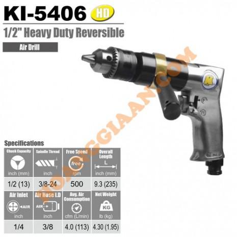 "Máy khoan hơi 13mm 1/2"" Kuani KI-5406"